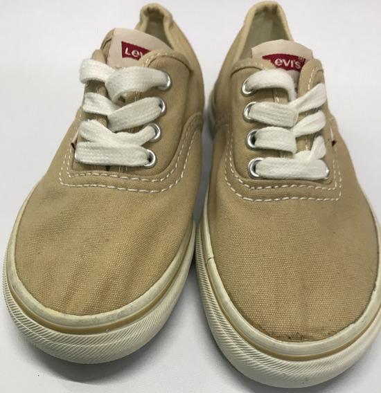 Levis Tenis Talla Us 13 19 Cm 100% Original Zapatos Niños