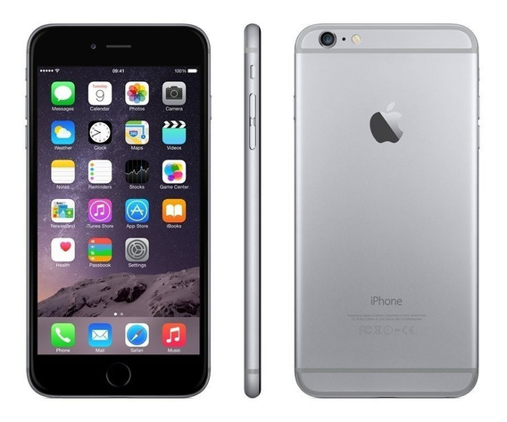 Apple iPhone 6 16gb Desbloqueado Color Space Gray Reacondicionado