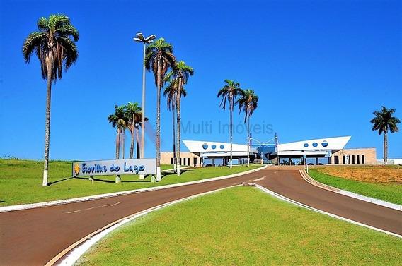 Ecovillas Do Lago - Terenos A Partir De 1.400m2 A 25 Km Do Centro De Londrina - Aceita Permuta!! - Mi823