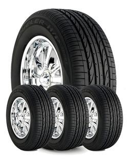Kit 4u 215/65 R17 Bridgestone Dueler Hp Sport Válv+ Envío $0