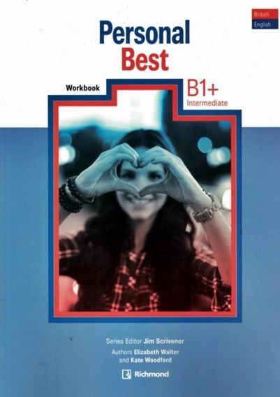Personal Best B1+ Intermediate Wb - British