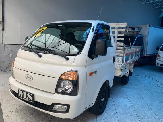 Hyundai Hr 2.5 Carroceria De Madeira 2017