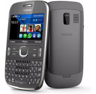 Celular Nokia Asha 302 Usado (perfeito Estado)