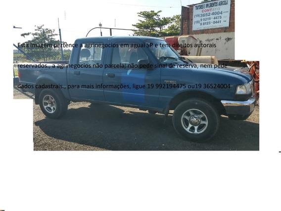 Ford Ranger Cd Xlt Motor 2.8 Power Strok Diesel Apenas 119km
