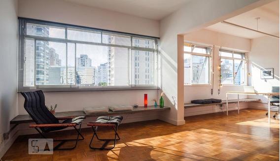 Apartamento Para Aluguel - Vila Mariana, 1 Quarto, 100 - 893053909