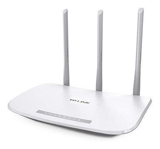 Roteador Wifi Tp-link Tl-wr845n 3 Antenas 300mbps 5dbi Ipv6