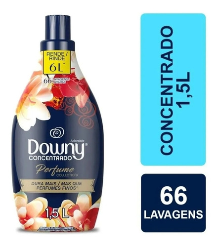 Amaciante Downy Adorable 1,5 Litros