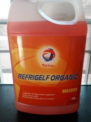 Refrigerante Organico Total