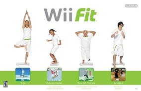 Juego Wii Fit Con Balance Board
