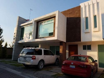 Casa En Renta En Lomas De Angelopolis Puebla