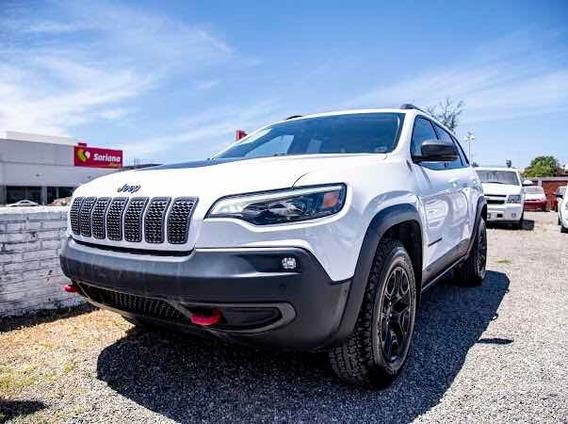 Jeep Cherokee 2019 3.3l Trailhawk At
