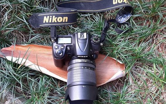 Nikon D7000 + Lente 18-105mm+acessórios