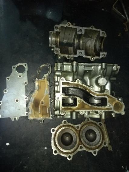 Peças De Motor De Popa Suzuki Dt15 - Bloco Completo