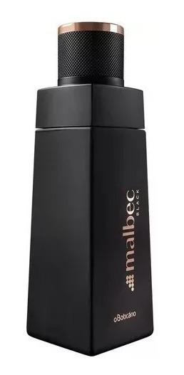 Malbec Black Desodorante Colônia 100ml Lançamento Boticario
