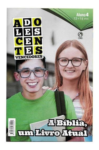 Revista Adolescentes 4º Trimestre 2019 Aluno Cpad Ebd
