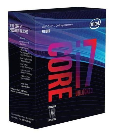 Processador Intel I7 8700k