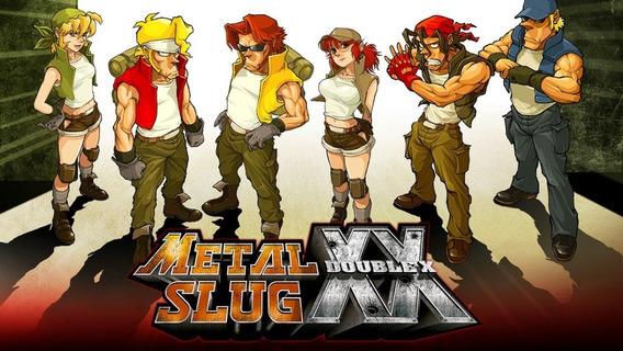 Metal Slug Double X - Pc