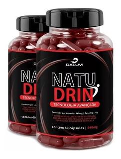 Natu Drin ( 2 Potes) Original Qr Code Natudrin - Natudrim