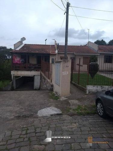 Sobrado Com 2 Dormitórios À Venda, 92 M² Por R$ 160.000,00 - Desvio Rizzo - Caxias Do Sul/rs - So0114
