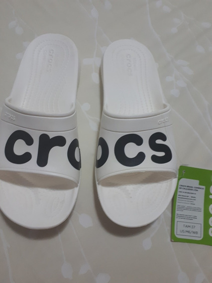 Chinelo Crocs Unissex Original Novo