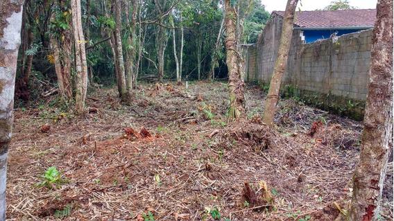 Terreno 363 M2 - Balneário Gaivota, Itanhaém