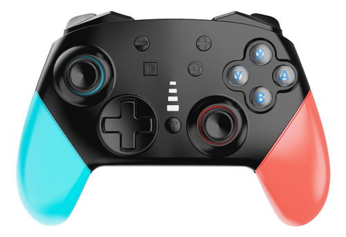Imagen 1 de 9 de Consola Pro Controller Para Nintendo Switch Lite
