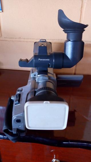 Filmadora Panasonic Agdvc7p Completa