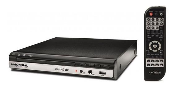 Aparelho Dvd Player Mondial
