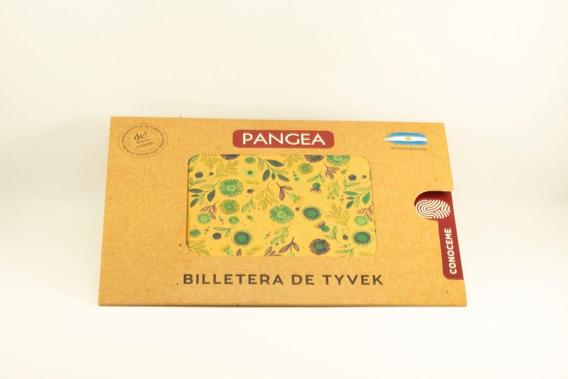 Flora Billetera De Papel Tivek Pangea