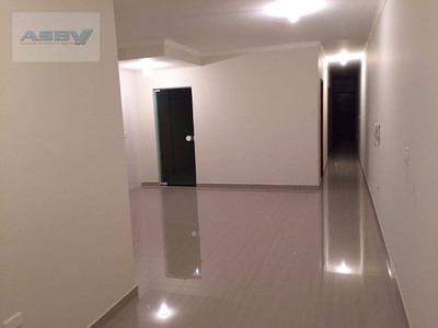 Apartamento Residencial À Venda, Vila Camilópolis, Santo André. - Ap0132
