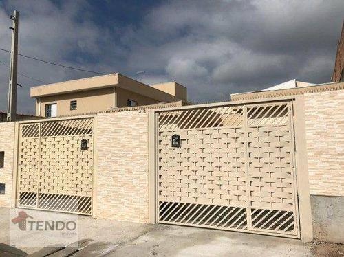Imagem 1 de 15 de Casa Com 2 Dormitórios À Venda, 68 M² Por R$ 293.000,00 - Jundiapeba - Mogi Das Cruzes/sp - Ca0779