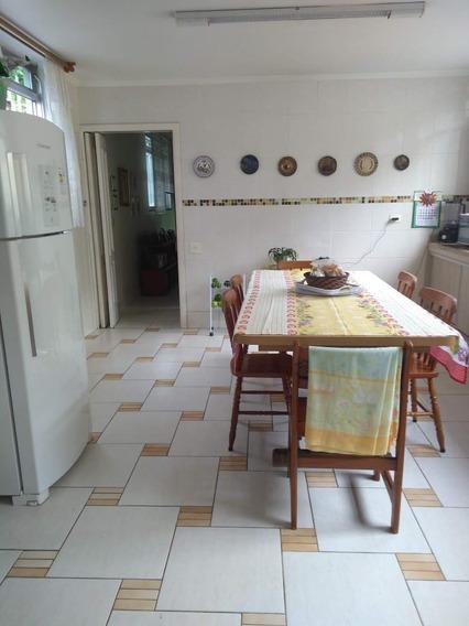 Casa Em Campo Grande, Santos/sp De 184m² 3 Quartos À Venda Por R$ 795.000,00 - Ca356594