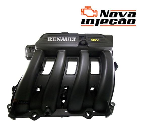 Coletor De Admissão Renault Scenic 1.6 16v