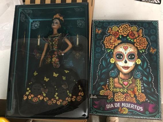 Barbie Collector Dia De Los Muertos 2019 Rara