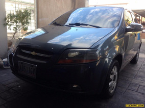 Chevrolet Aveo A/a - Sincronico