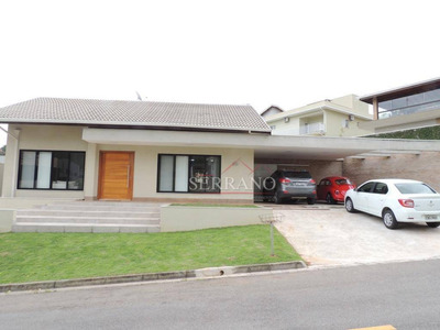 Casa Com 3 Dormitórios À Venda, 230 M² Por R$ 1.280.000 - Condomínio Delle Stelle - Louveira/sp - Ca0459