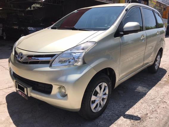 Toyota Avanza 2013 At