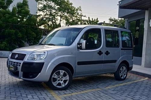 Fiat Doblo Fiat Doblò 1.8 Mpi Essence 7l 16v Flex 4p Man...