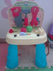 Mesa Centro De Entretenimiento Para Niños