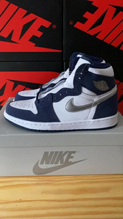 Air Jordan 1 High Midnigth Navy