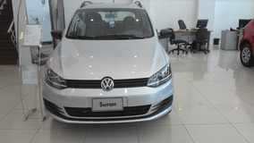 Okm Volkswagen Suran 1.6 Confortline Tasa 0% Entrega Ya Alra