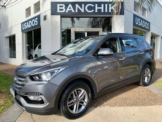 Hyundai Santa Fe 2.2 Crdi Premium 7as 6at 4wd 2017 - Banchik