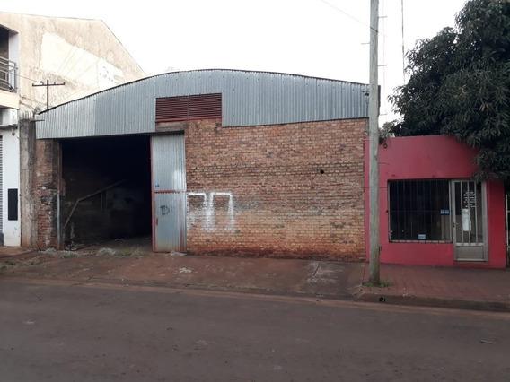 Alquilo Galpón Con Local Centro Obera - Gsa