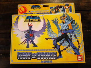 Caballeros Del Zodiaco Fénix De Bronce Bandai 1987