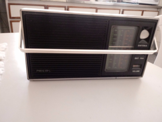 1 Radio Philps Fucionando