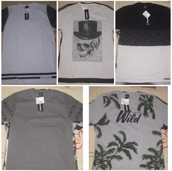 Kit 10 Camisas Juvenil Masculina Rovitex