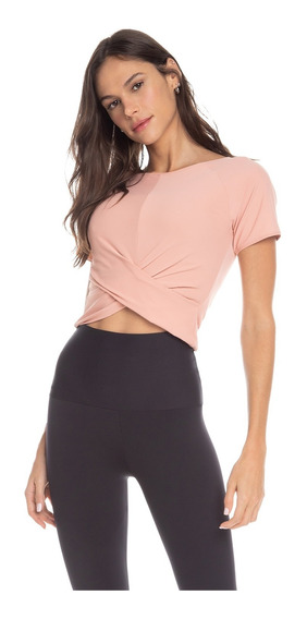 Blusa Cropped Eternal - Rosa - Live!