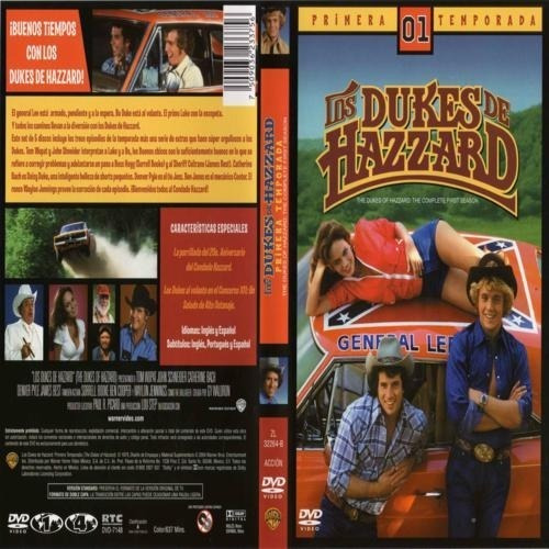 Serie Dukes Of Hazzard Serie 7 Temporadas Completas Digital