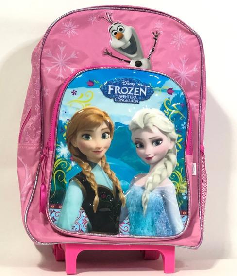 Mochila Infantil Para Niñas Frozen