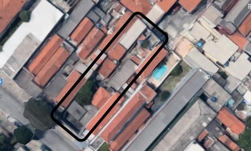 Terreno À Venda, 10 X 45 Totalizando 450 M² - Penha De França - Penha -  São Paulo/sp - Te0476